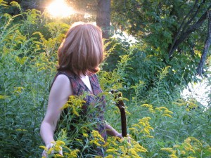 Beth in the Golden Rod